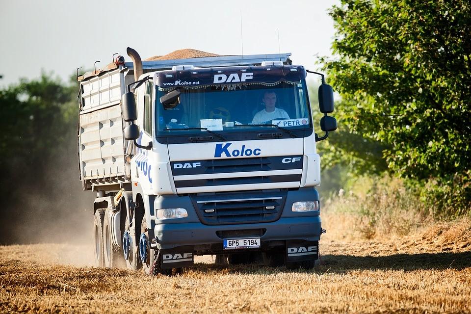 Daf truck parts